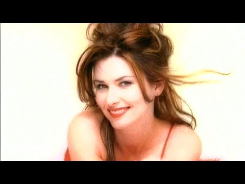 Shania Twain - Love Gets Me Every Time (Official Music Video)