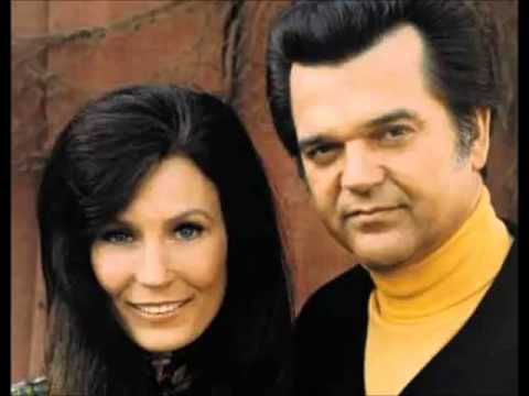 Conway Twitty & Loretta Lynn – After The Fire Is Gone