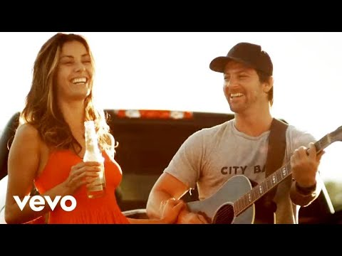 Kip Moore - Somethin' 'Bout A Truck (Official Music Video)