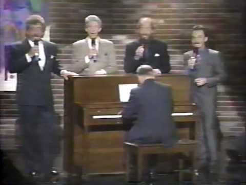 The Statler Brothers - There's a Man In Here