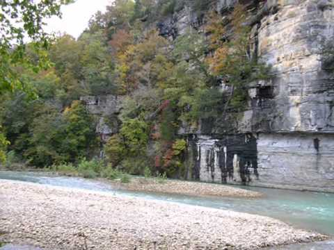 """Beautiful Buffalo River"" by Jimmy Driftwood"