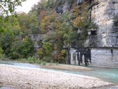 """""""Beautiful Buffalo River"""" by Jimmy Driftwood"""