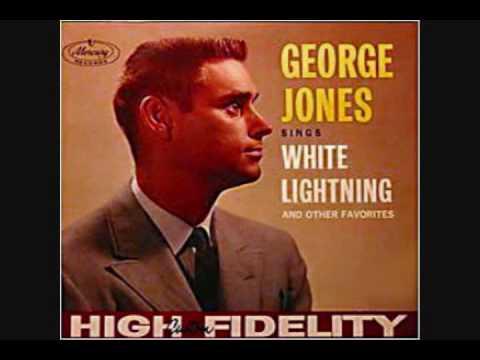 george jones white lightning
