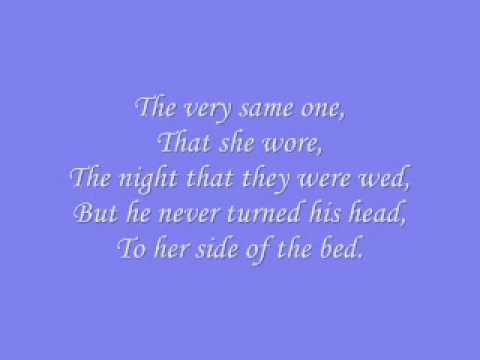 Gretchen Willson - The Bed Lyrics