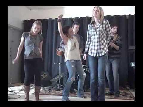 Stealing Angels - Lightning In A Bottle - Live Acoustic