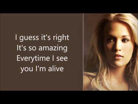 Inside Your Heaven - Carrie Underwood