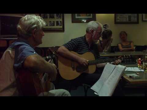 Bill and Ted @ Irish Club of WA, Subiaco, Perth, Western Australia