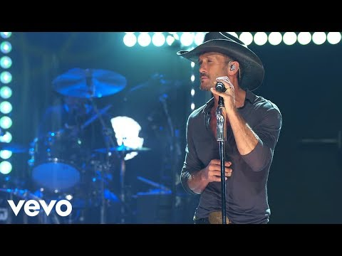 Tim McGraw - Diamond Rings and Old Barstools (From iHeart Live)