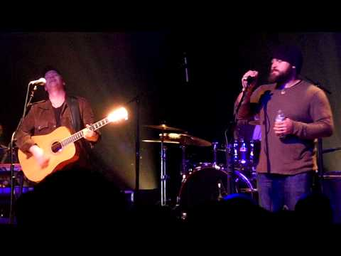 Shawn Mullins - Anchored In You ft. Zac Brown