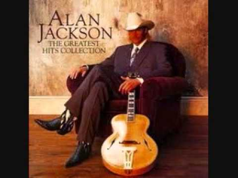 Alan Jackson-Tall Tall Trees