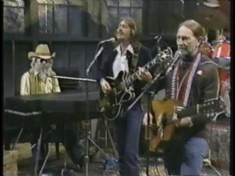 """Willie Nelson """"Heartbreak Hotel"""" Leon Russel Mickey Raphael"""