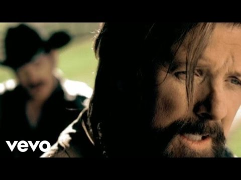 Brooks & Dunn - Cowgirls Don't Cry (Official Video) ft. Reba McEntire
