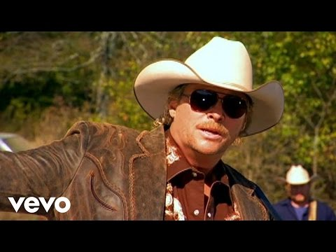 Alan Jackson - Country Boy (Official Music Video)