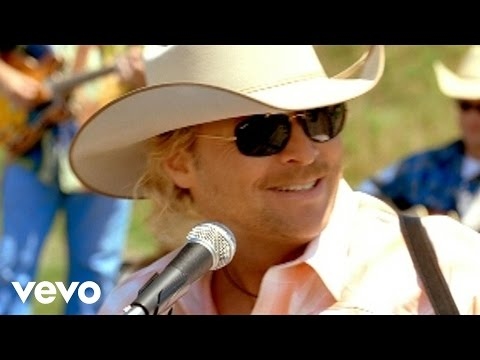 Alan Jackson - Good Time (Official Music Video)