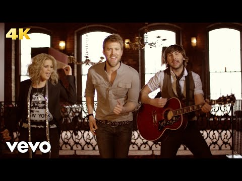 Lady Antebellum - I Run To You (Official Music Video)