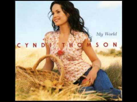 Cyndi Thomson - If You Could Only See