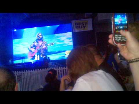 "Casey James - Original song ""Show Me"" at the Country Music Expo 4-30-11"