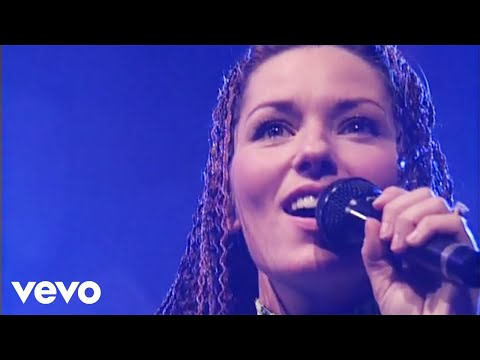 Shania Twain - Come On Over (Live)