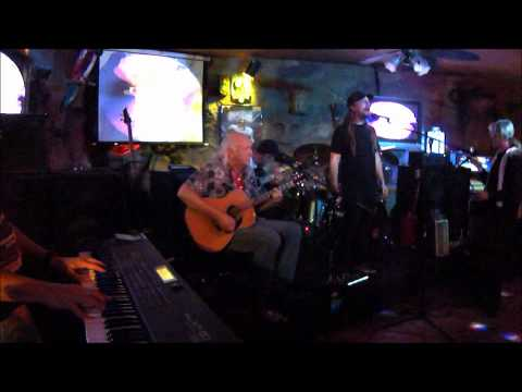 """*Larry Lang* & Friends cover """"Wildfire"""" By:Michael M.Murphy~10-20-11@The Island Grill Open Mic~#3876"""