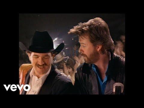 Brooks & Dunn - Boot Scootin' Boogie (Official Video)