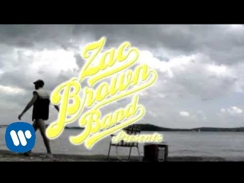 Zac Brown Band - Toes (Official Music Video) | The Foundation