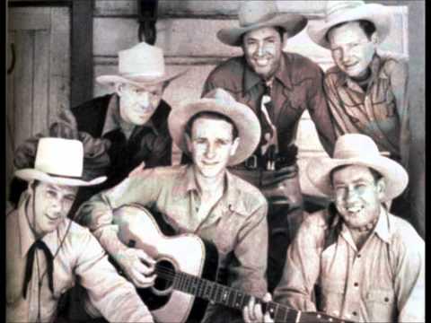 Sons of the Pioneers - Tumbling Tumbleweeds