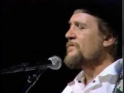 Waylon Jennings ~ Dreaming My Dreams With You ~ Live 1984