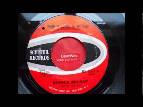 ronnie milsap - when it comes to my baby