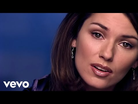 Shania Twain - God Bless The Child (Official Music Video)