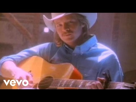 Alan Jackson - Wanted (Official Music Video)
