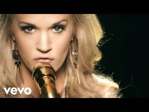 Carrie Underwood - Undo It (Official Video)