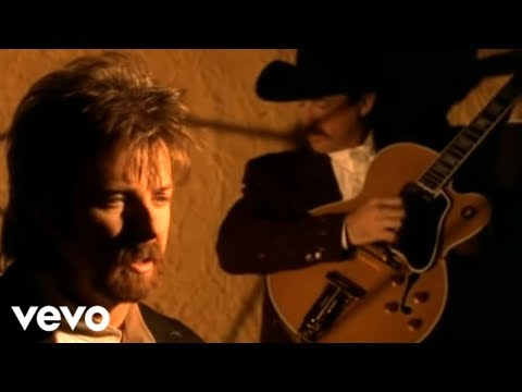 Brooks & Dunn - A Man This Lonely (Official Video)