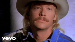 Alan Jackson – Who Says You Can't Have It All Thumbnail