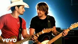 Brad Paisley – Start A Band Thumbnail