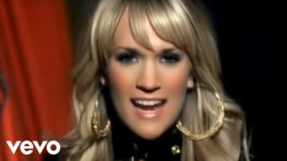 Carrie Underwood – Last Name Thumbnail