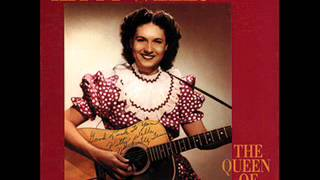 Kitty Wells – It Wasn't God Who Made Honky-tonk Angels Thumbnail