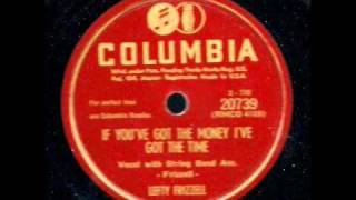 Lefty Frizzell – If You've Got The Money, I've Got The Time Thumbnail