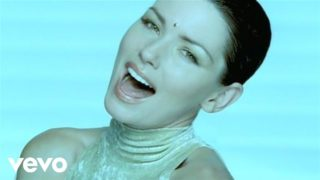 Shania Twain – From This Moment On Thumbnail