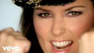 Shania Twain – I Ain't No Quitter Thumbnail