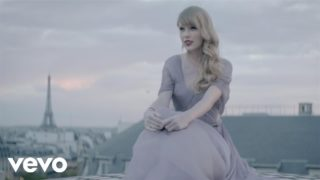 Taylor Swift – Begin Again Thumbnail