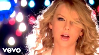 Taylor Swift – Change Thumbnail