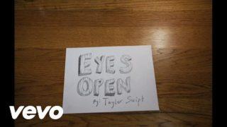 Taylor Swift – Eyes Open Thumbnail