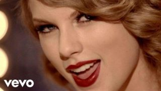 Taylor Swift – Mean Thumbnail