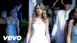 Taylor Swift – You Belong With Me Thumbnail